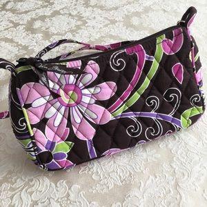 Vera Bradley Amy purse in Purple Punch